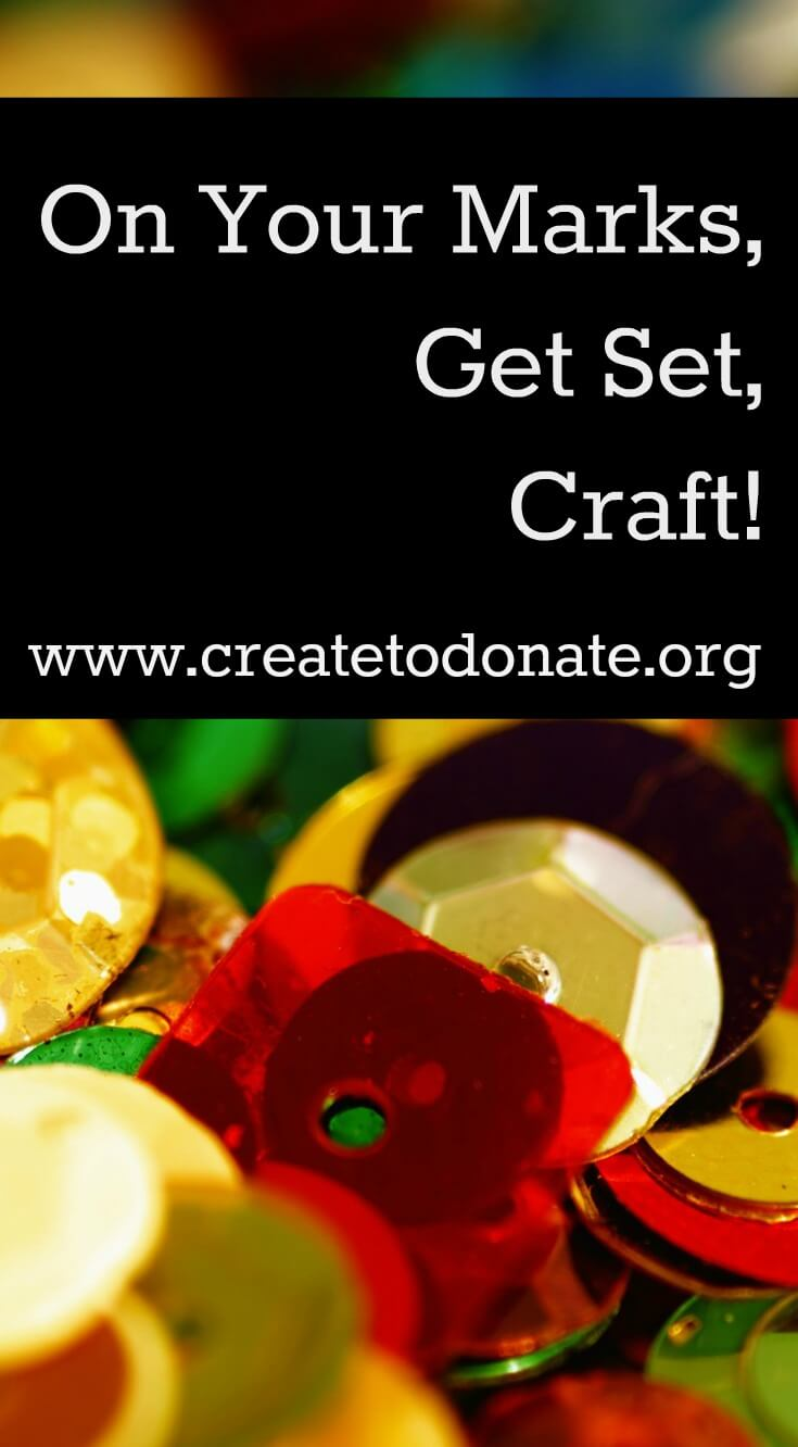 Start crafting for a cause with Create To Donate