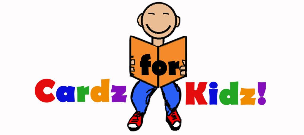 Cardz For Kidz and handmade cards for charity uplift children's spirits.