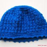Crochet beanie. http://www.itchinforsomestitchin.com