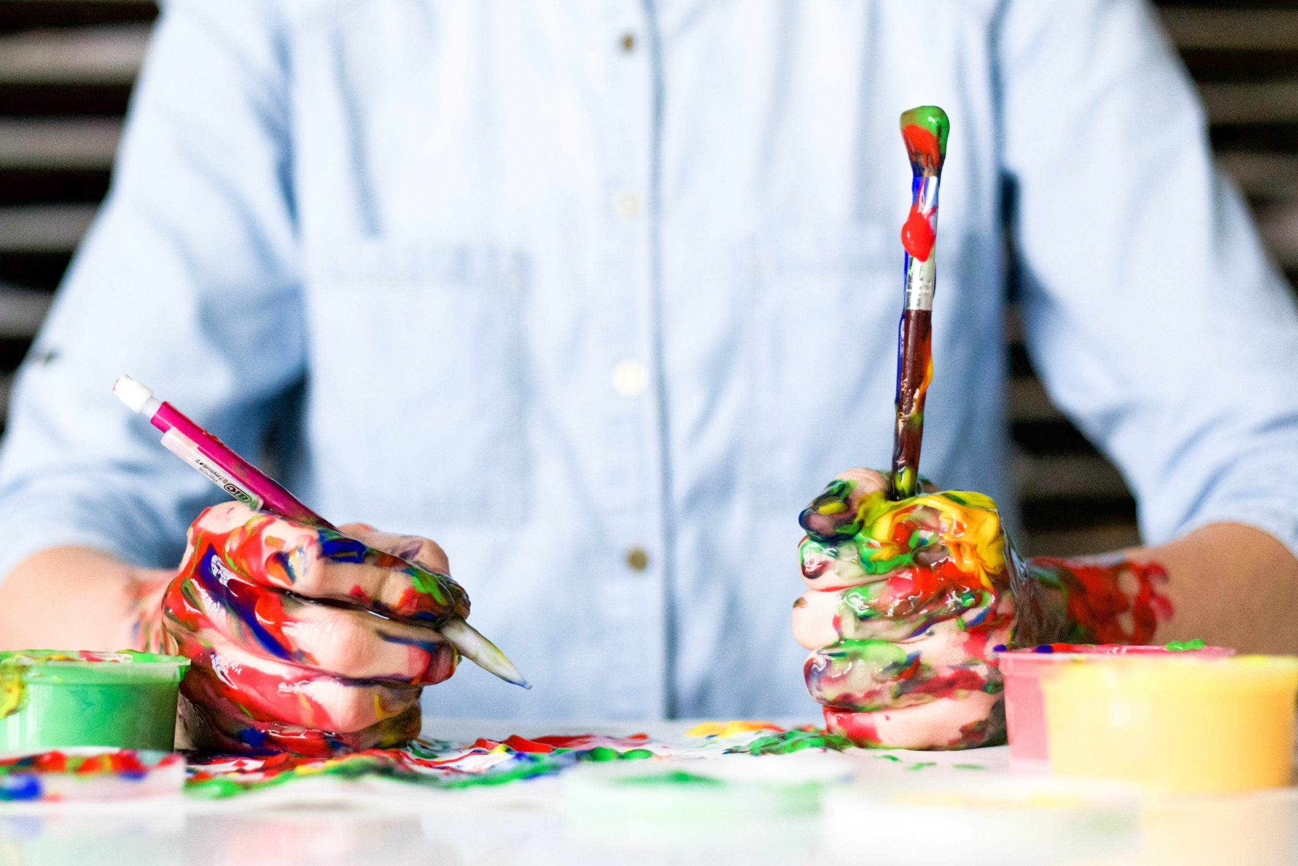 Create art for charity with Color>Give>Smile