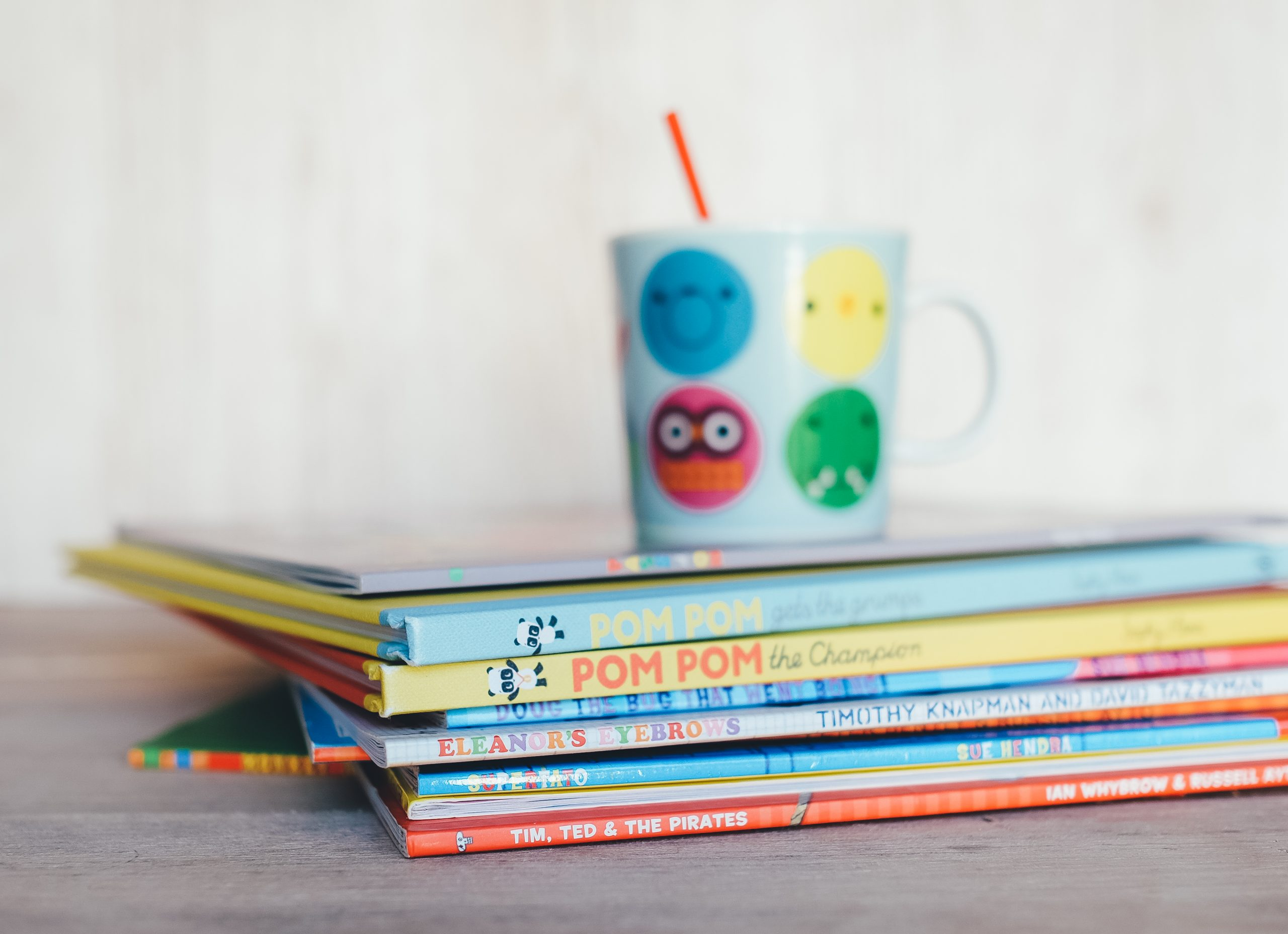 Support literacy with one easy step