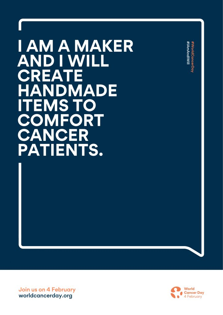 Makers Support World Cancer Day
