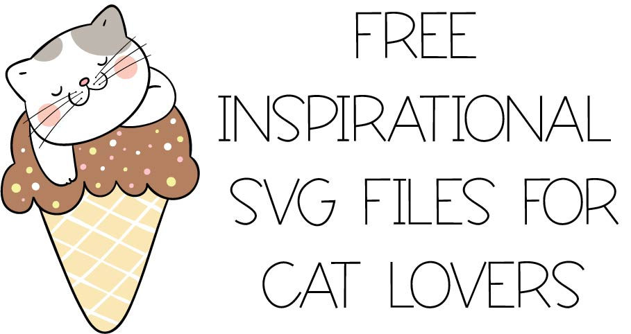 HDR free cat SVG files for personal use