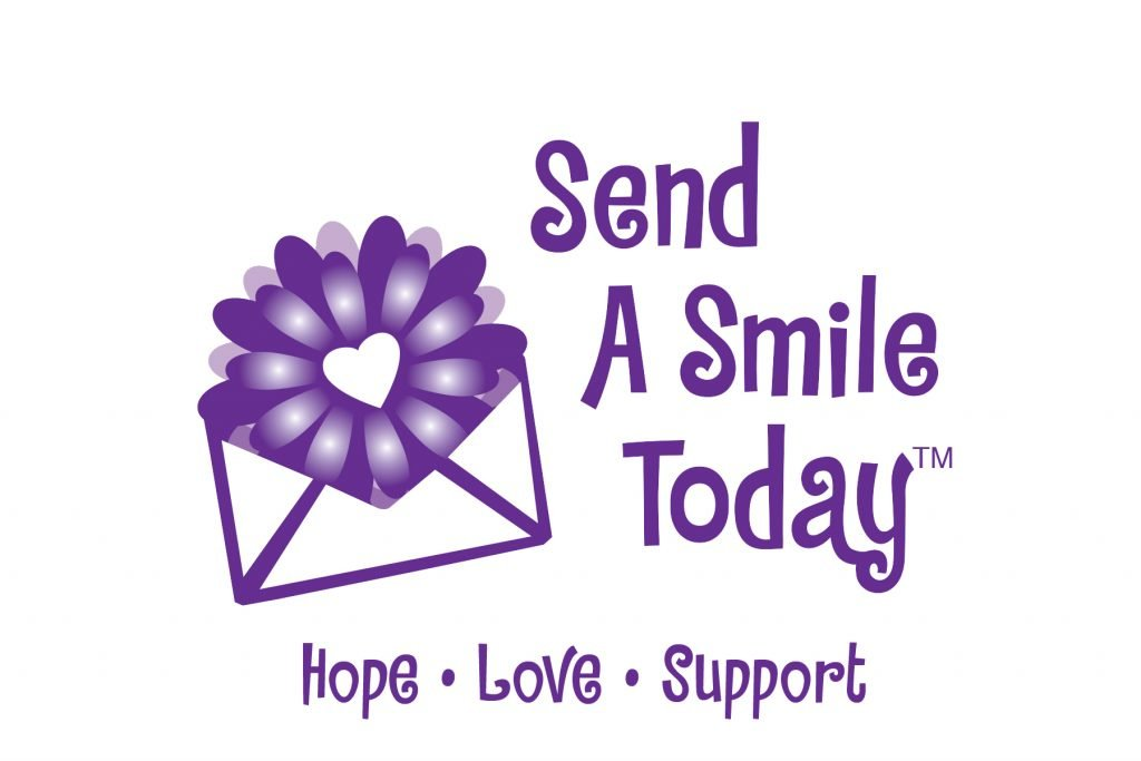 Donate a handmade card to charity and send cards to Send A Smile Today.