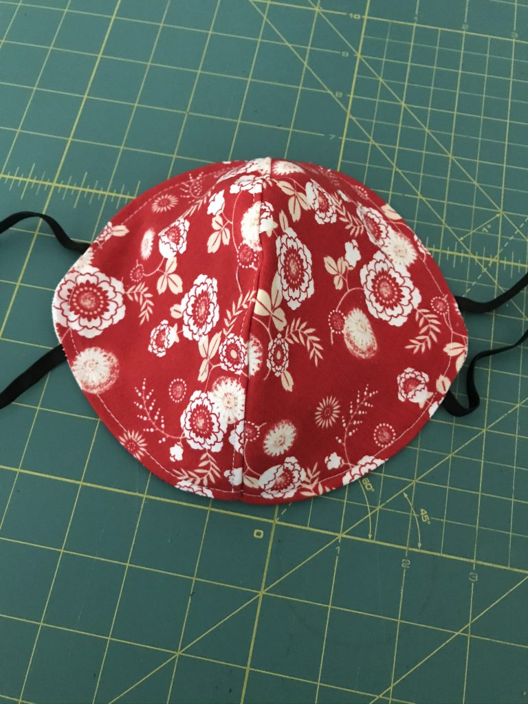 Sew an N95 mask cover to donate