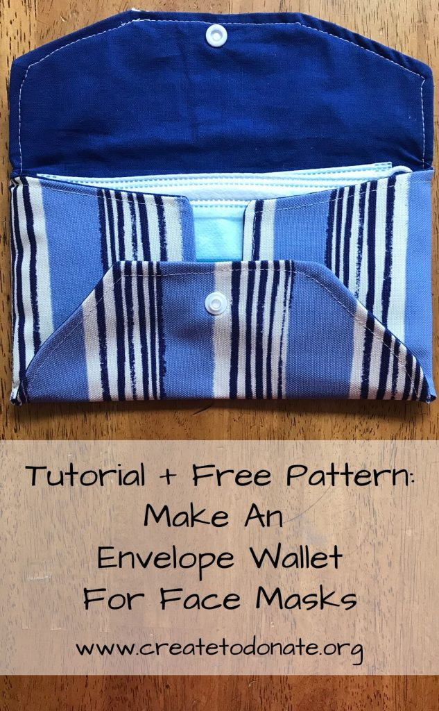 How to make an envelop wallet