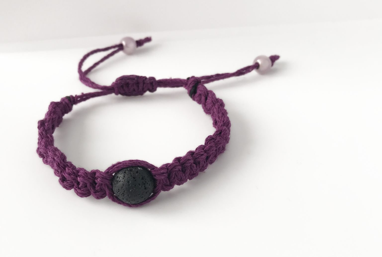 How To Make A Simple Essential Oil Diffuser Bracelet