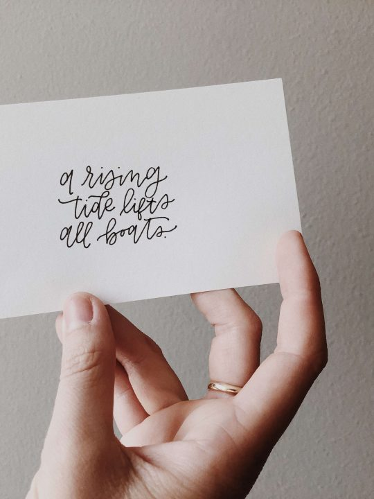 12 Creative Handmade Card Designs To Make And Donate To Charity